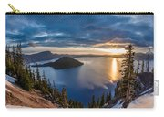 Colors Of The Spring Morning At Discovery Point Carry-all Pouch