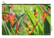 Colors Of The Tropics Carry-all Pouch