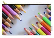 Colors. Old Pencils Carry-all Pouch