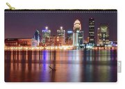 Colors On The Louisville Riverfront Carry-all Pouch