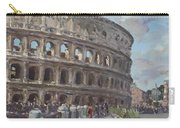 Colosseo Rome Carry-all Pouch