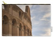 Colosseum In The Historic Centre Of Rome Carry-all Pouch