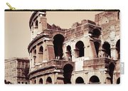 Colosseum Toned Sepia Carry-all Pouch