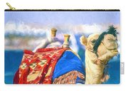 Colourful Camel Carry-all Pouch