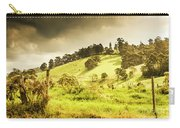 Colourful Fields And Farmyards Carry-all Pouch