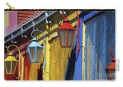 Colourful Lamps La Boca Buenos Aires Carry-all Pouch