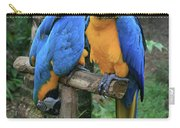 Colourful Macaw Pohakumoa Maui Hawaii Carry-all Pouch