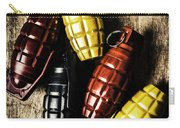 Colourful Munitions  Carry-all Pouch