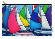 Colourful Regatta Carry-all Pouch