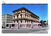 Colourful Tram At Old Treasury Building Carry-all Pouch