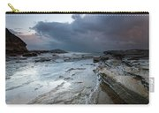 Colours Of A Storm - Seascape Carry-all Pouch