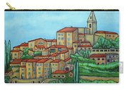Colours Of Crillon-le-brave, Provence Carry-all Pouch
