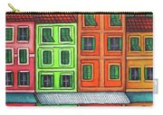 Colours Of Liguria Carry-all Pouch