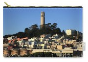 Colt Tower, San Francisco, California Carry-all Pouch