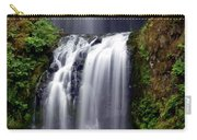 Columba River Gorge Falls 3 Carry-all Pouch