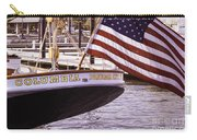 Columbia From The Stern Carry-all Pouch