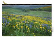 Columbia Hills Wildflower Dawn Carry-all Pouch