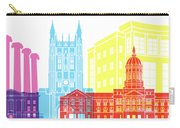 Columbia Mo Skyline Pop Carry-all Pouch