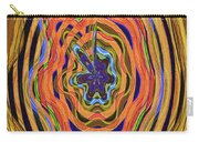 Columbia River Abstract #8045 Carry-all Pouch