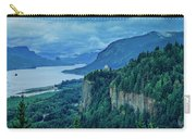 Columbia River Gorge Panoramic Carry-all Pouch