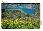 Columbia River Gorge Carry-all Pouch