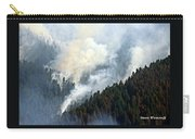 Columbia River Gorge Wildfire 2017 Carry-all Pouch