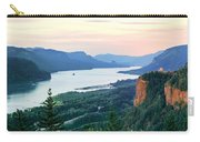 Columbia River With Vista House Carry-all Pouch