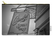Columbia Street Carry-all Pouch by Michael Colgate