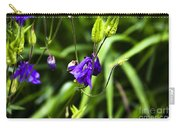 Columbine Flower 2 Carry-all Pouch