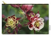 Columbine In Spring Carry-all Pouch