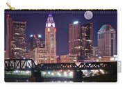 Columbus By Moonlight Carry-all Pouch