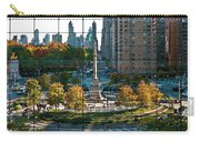 Columbus Circle Carry-all Pouch by S Paul Sahm