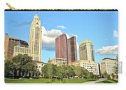 Columbus From The Park Carry-all Pouch