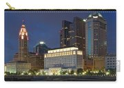Columbus Night Panorama Carry-all Pouch