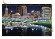 Columbus Over The Scioto Carry-all Pouch