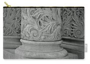 Column Of Mount Vernon Place Carry-all Pouch