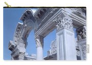 Columns In Ephesus  Carry-all Pouch
