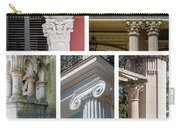 Columns Of New Orleans Collage 2 Carry-all Pouch