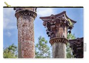 Columns Of Windsor Ruins Carry-all Pouch