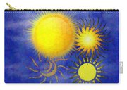 Combating Suns Carry-all Pouch