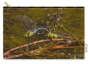 Come Along With Me Dragonflies Carry-all Pouch