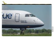 Come Fly With Blue Carry-all Pouch