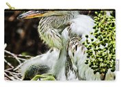 Come On Feathers Carry-all Pouch