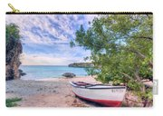 Come To Curacao Carry-all Pouch