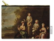 Comedie Del Arte  Carry-all Pouch