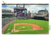 Comerica Park, Home Of The Detroit Tigers Carry-all Pouch