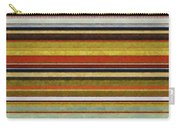 Comfortable Stripes Vl Carry-all Pouch by Michelle Calkins