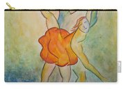 Comic Ballet Carry-all Pouch
