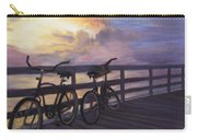 Coming And Going By Marilyn Nolan- Johnson Carry-all Pouch