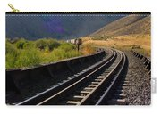 Coming Round The Bend Carry-all Pouch